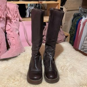 Vintage Aldo leather boots